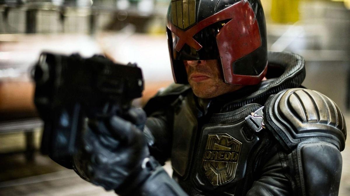 #67) Dredd - (2012 - dir. Pete Travis)