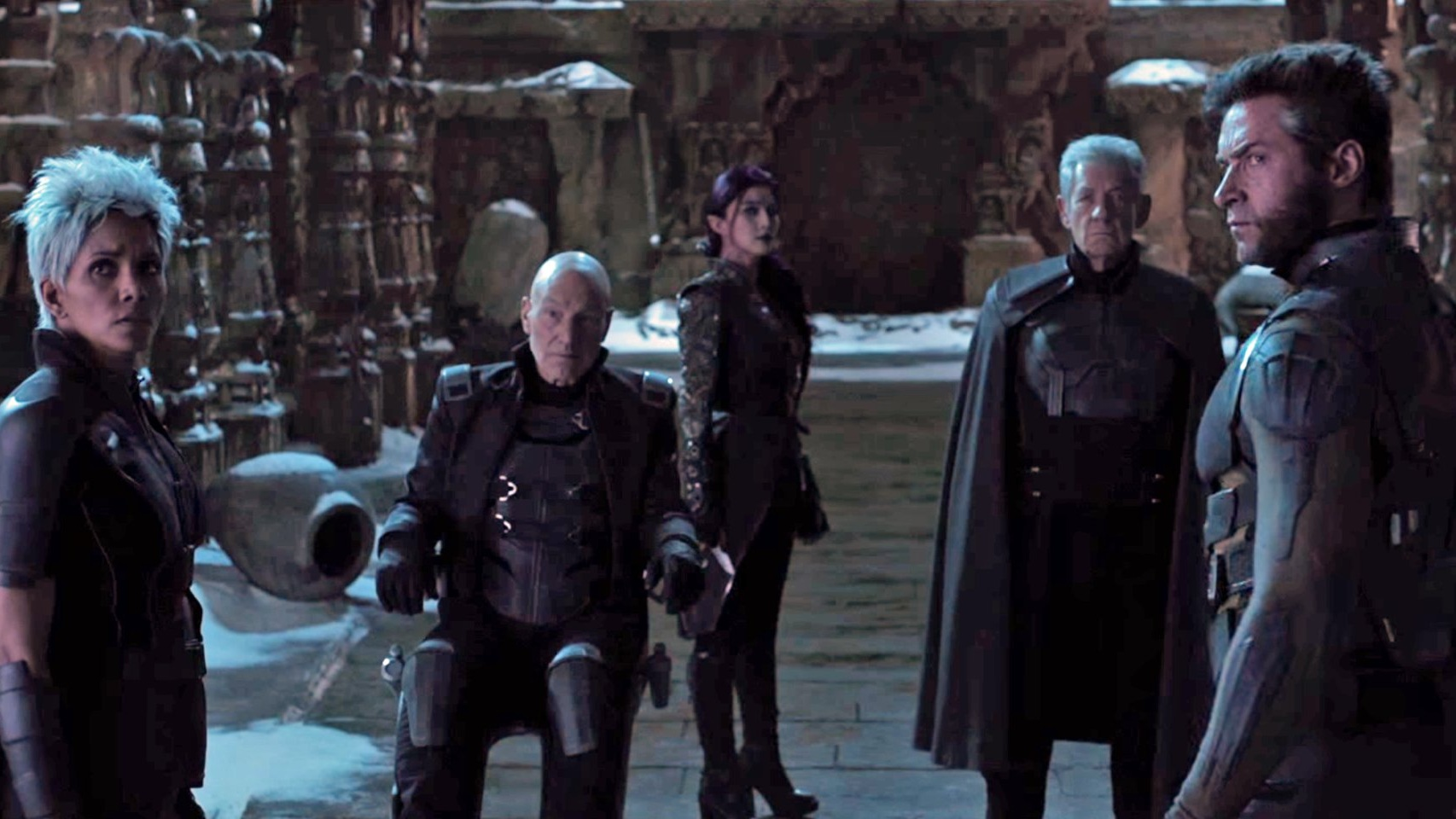 #68) X-Men: Days of Future Past - (2014 - dir. Bryan Singer)
