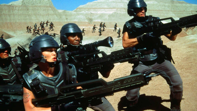 #69) Starship Troopers - (1997 - dir. Paul Verhoeven)