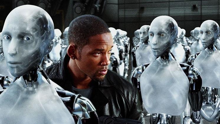 #84) I, Robot - (2004 - dir. Alex Proyas)