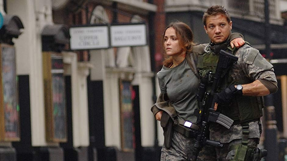 #85) 28 Weeks Later - (2007 - dir. Juan Carlos Fresnadillo)