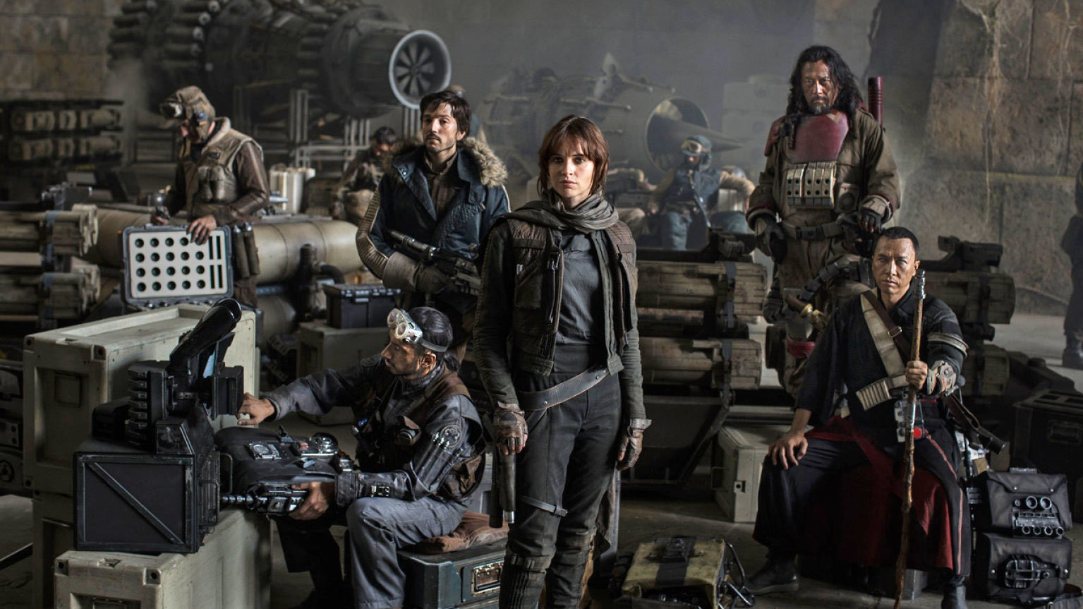 #88) Rogue One: A Star Wars Story - (2016 - dir. Gareth Edwards)