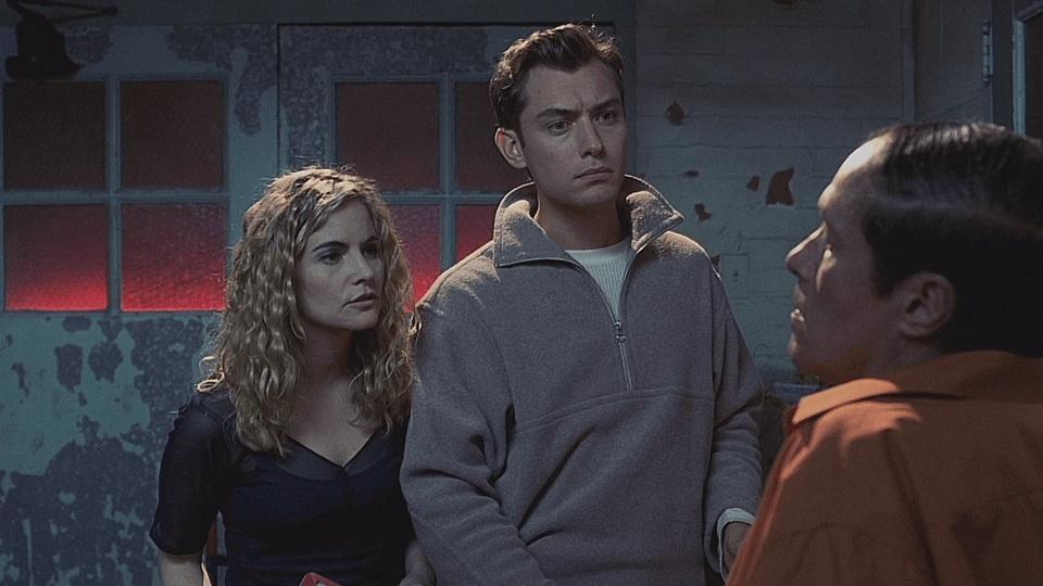 #89) eXinstenZ - (1999 - dir. David Cronenberg)
