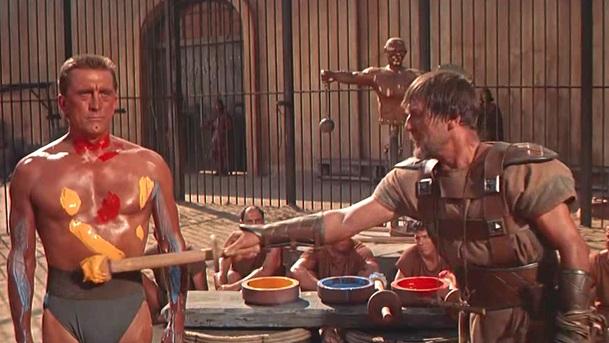#1) Spartacus - (1960 - dir. Stanley Kubrick)