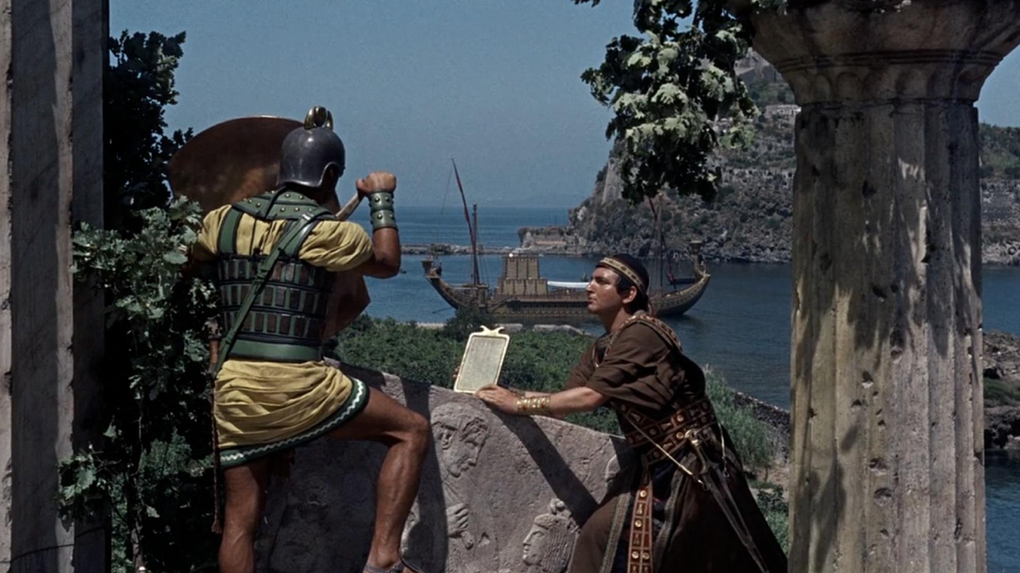 #5) Cleopatra - (1963 - dir. Joseph L. Mankiewicz)