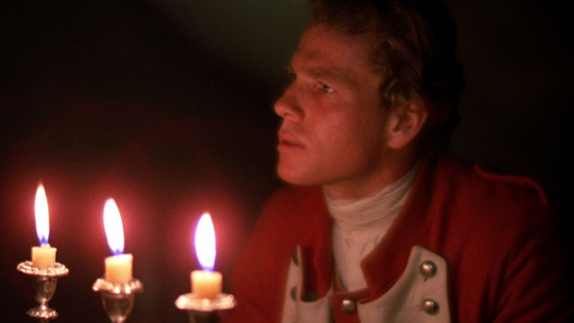 #2) Barry Lyndon - (1975 - dir. Stanley Kubrick)