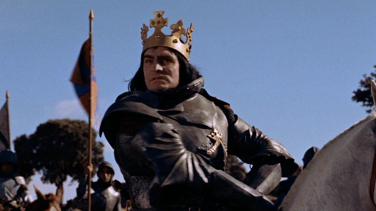 #5) Richard III - (1955 - dir. Laurence Olivier)