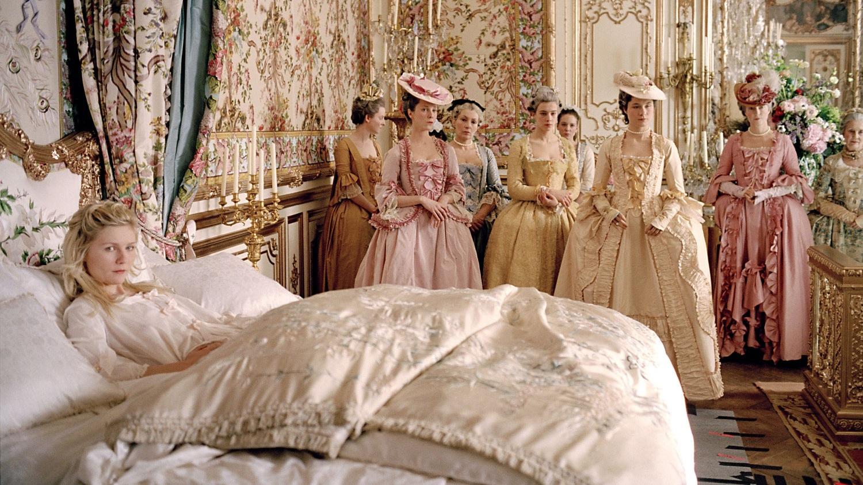 #1) Marie Antoinette - (2006 - dir. Sofia Coppola)