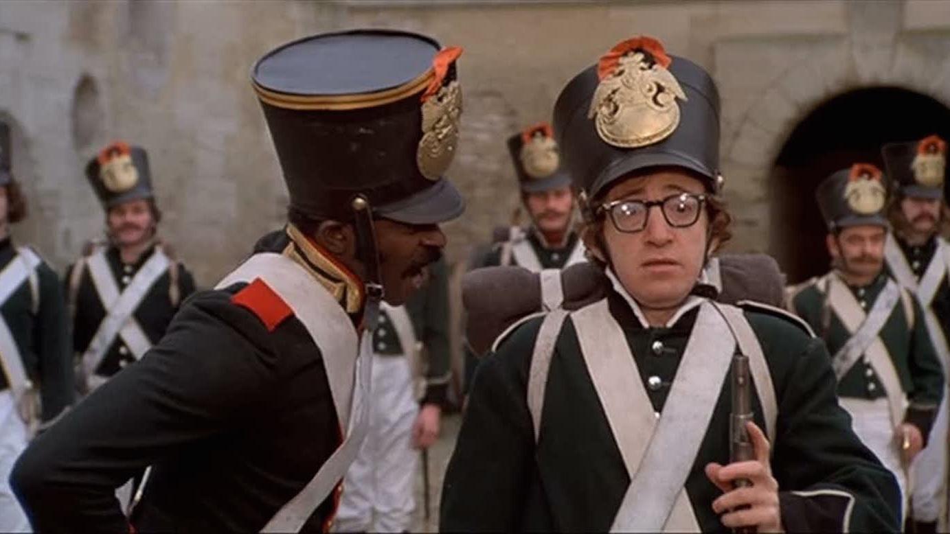 #3) Love and Death - (1975 - dir. Woody Allen)