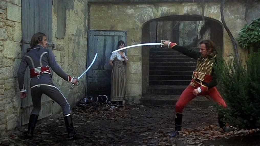 #4) The Duellists - (1977 - dir. Ridley Scott)