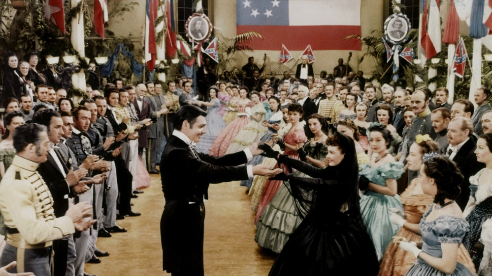 #1) Gone with the Wind - (1939 - dir. Victor Fleming)