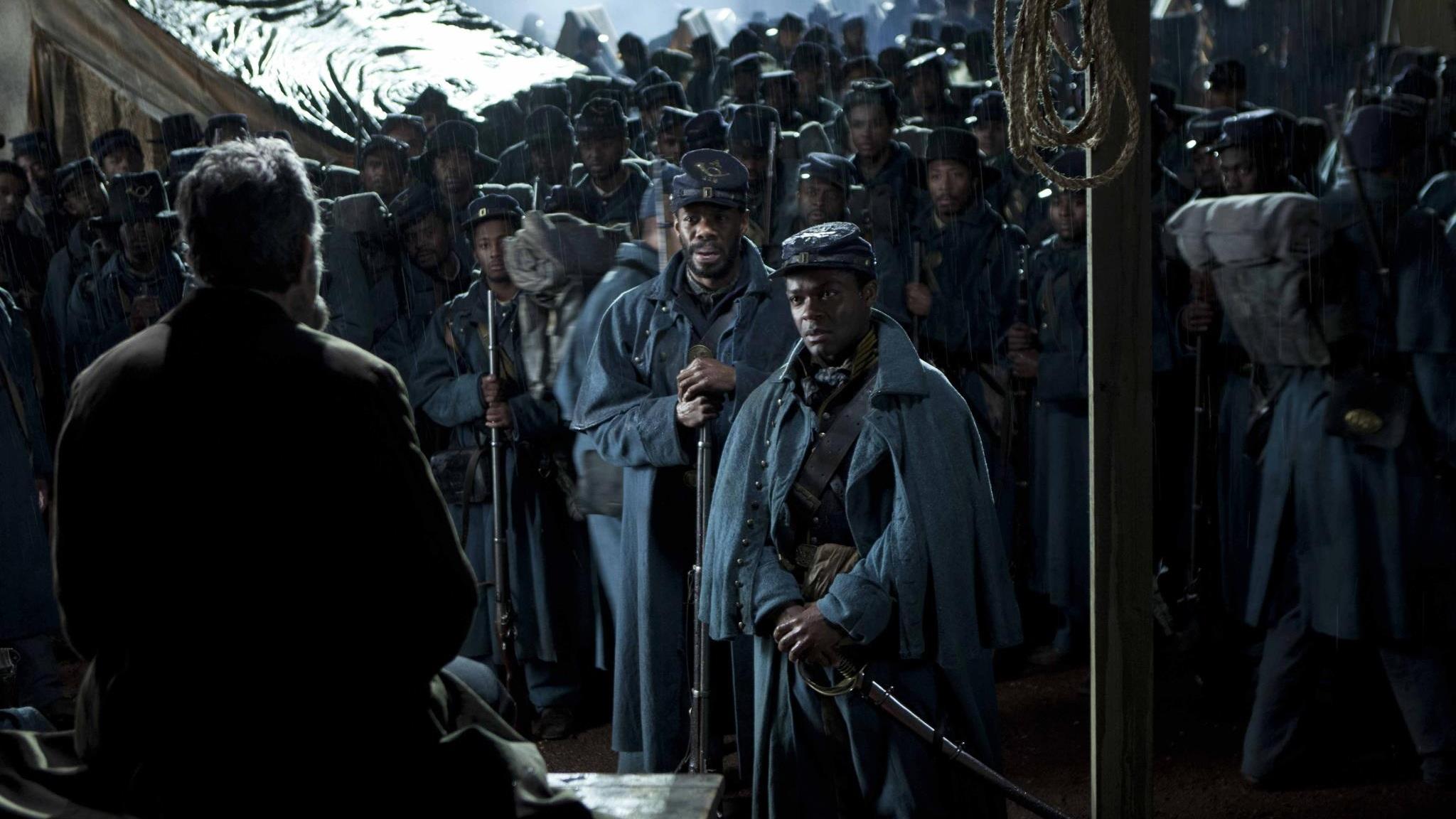 #4) Lincoln - (2012 - dir. Steven Spielberg)