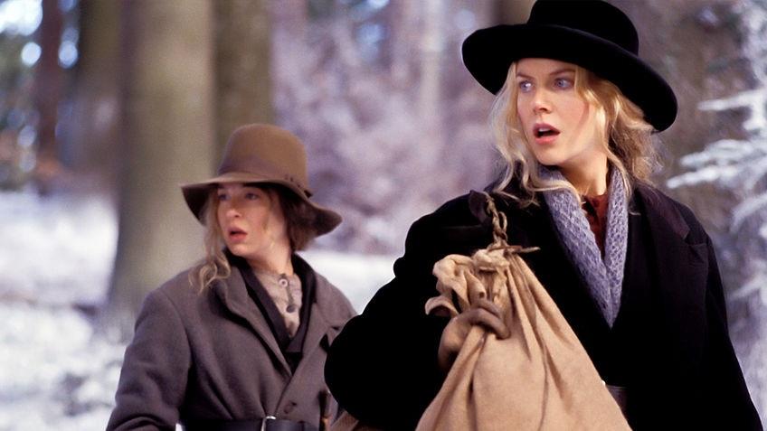 #6) Cold Mountain - (2003 - dir. Anthony Minghella)