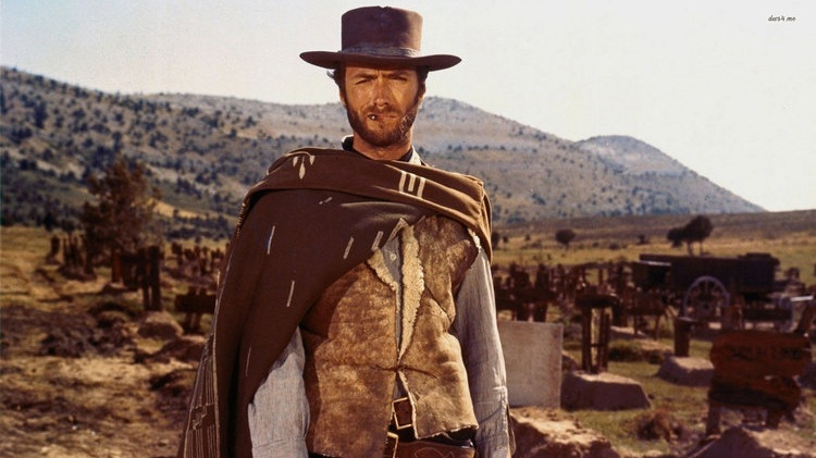 #7) The Good, the Bad and the Ugly - (1966 - dir. Sergio Leone)