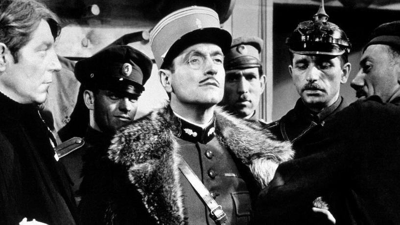 #3) La grande illusion - (1937 - dir. Jean Renoir)