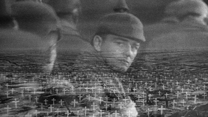 #4) All Quiet on the Western Front - (1930 - dir. Lewis Milestone)