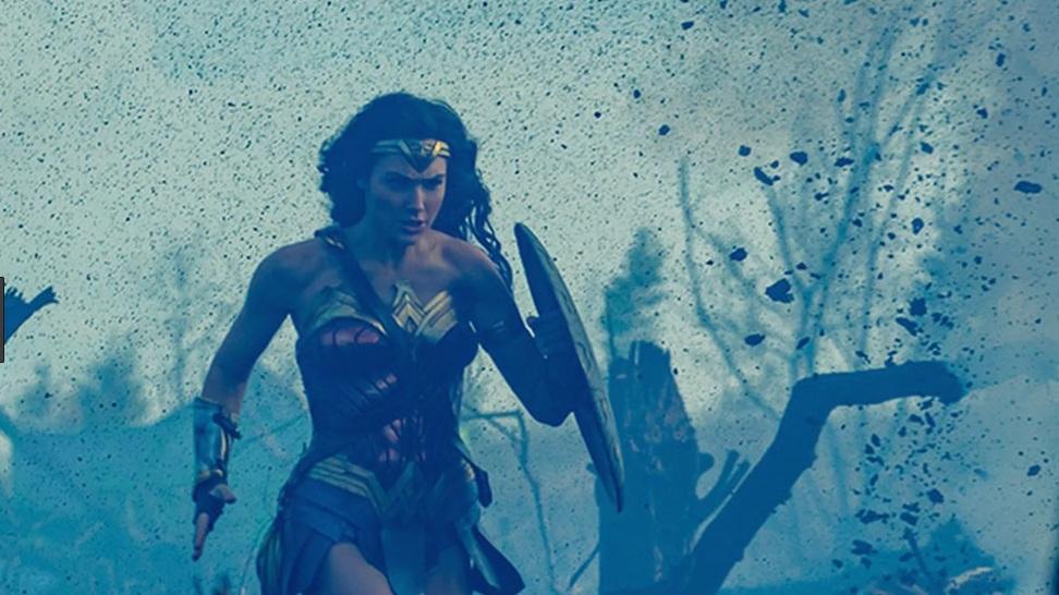 #10) Wonder Woman - (2017 - dir. Patty Jenkins)
