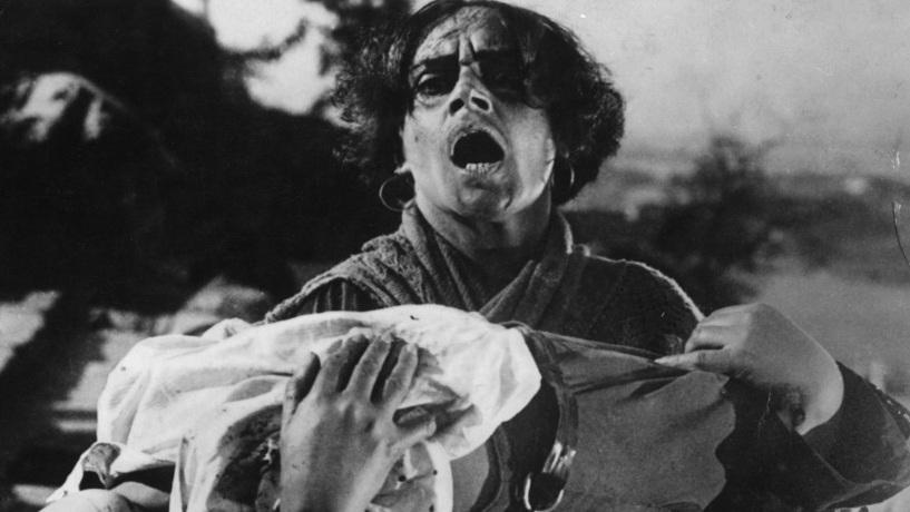 #1) Battleship Potemkin - (1925 - dir. Sergei Eisenstein)