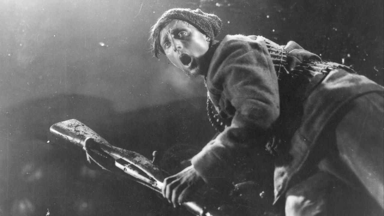 #2) October: Ten Days That Shook the World - (1927 - dir. Sergei Eisenstein)