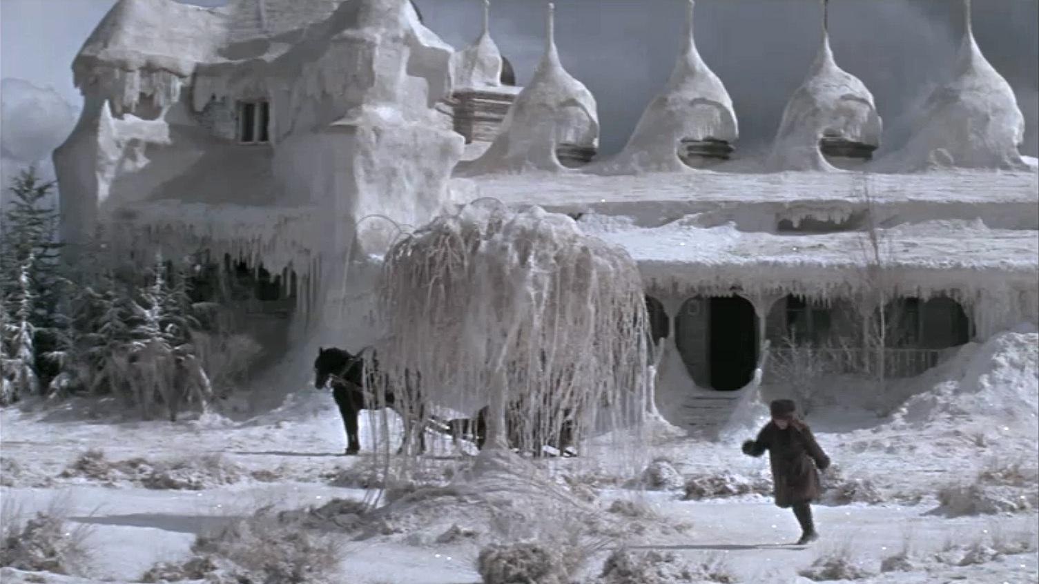 #3) Doctor Zhivago - (1965 - dir. David Lean)