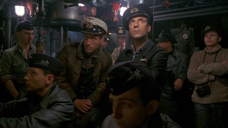 #3) Das Boot - (1981 - dir. Wolfgang Petersen)