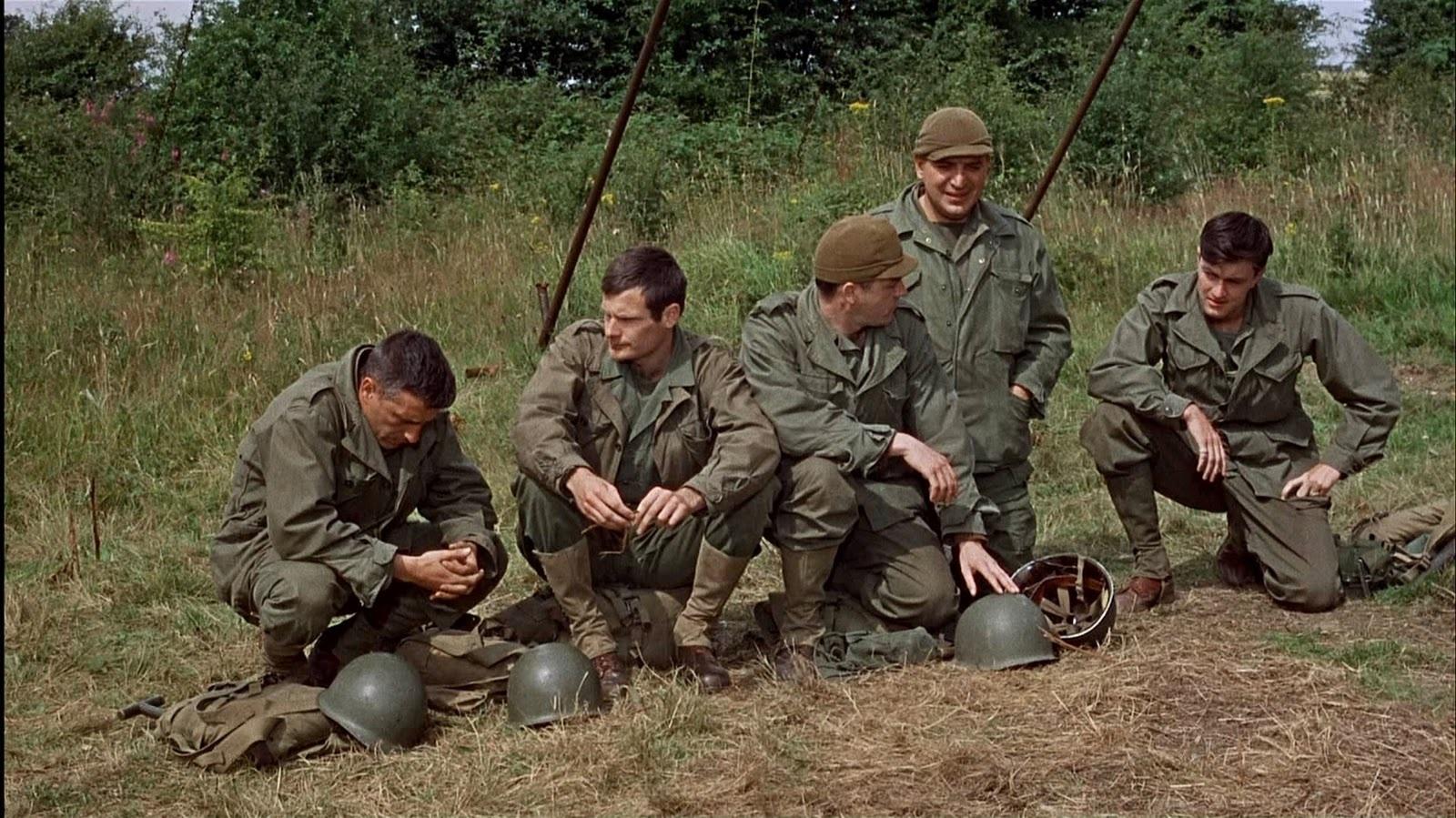 #6) The Dirty Dozen - (1967 - dir. Robert Aldrich)