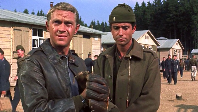 #7) The Great Escape - (1963 - dir. John Sturges)