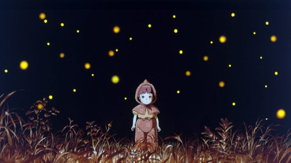#5) Grave of the Fireflies - (1988 - dir. Isao Takahata)