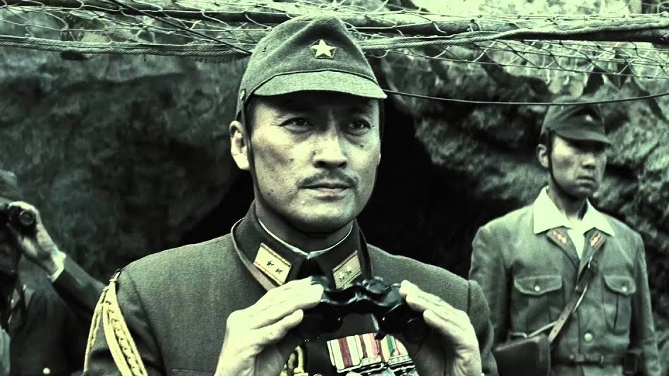 #6) Letters from Iwo Jima - (2006 - dir. Clint Eastwood)