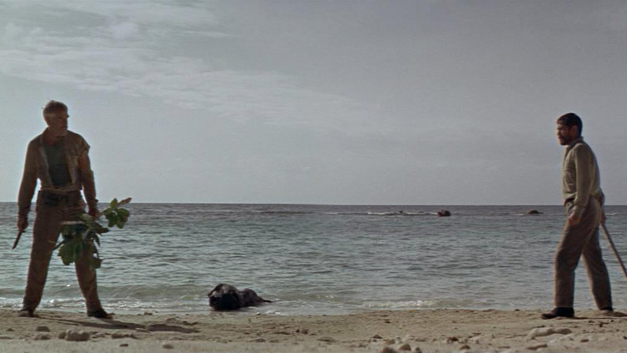 #7) Hell in the Pacific - (1968 - dir. John Boorman)