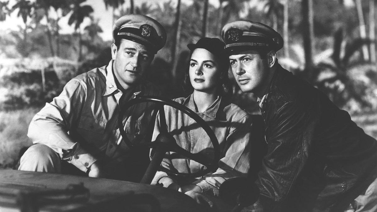 #8) They Were Expendable - (1945 - dir. John Ford)