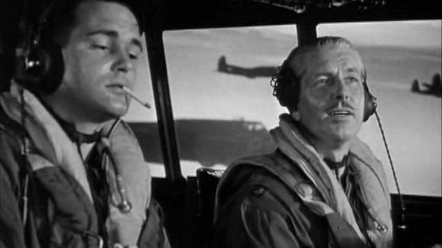 #10) Air Force - (1943 - dir. Howard Hawks)