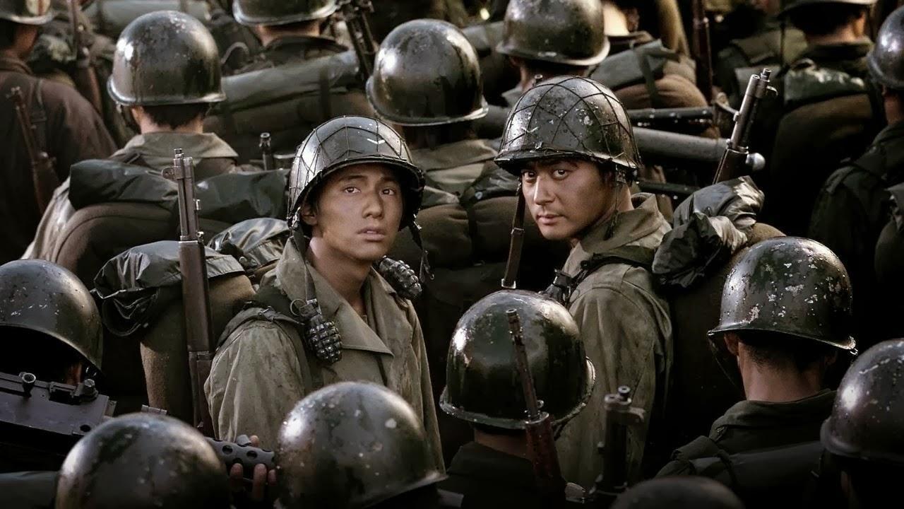 #2) Tae Guk Gi: The Brotherhood of War - (2004 - dir. Kang Je-gyu