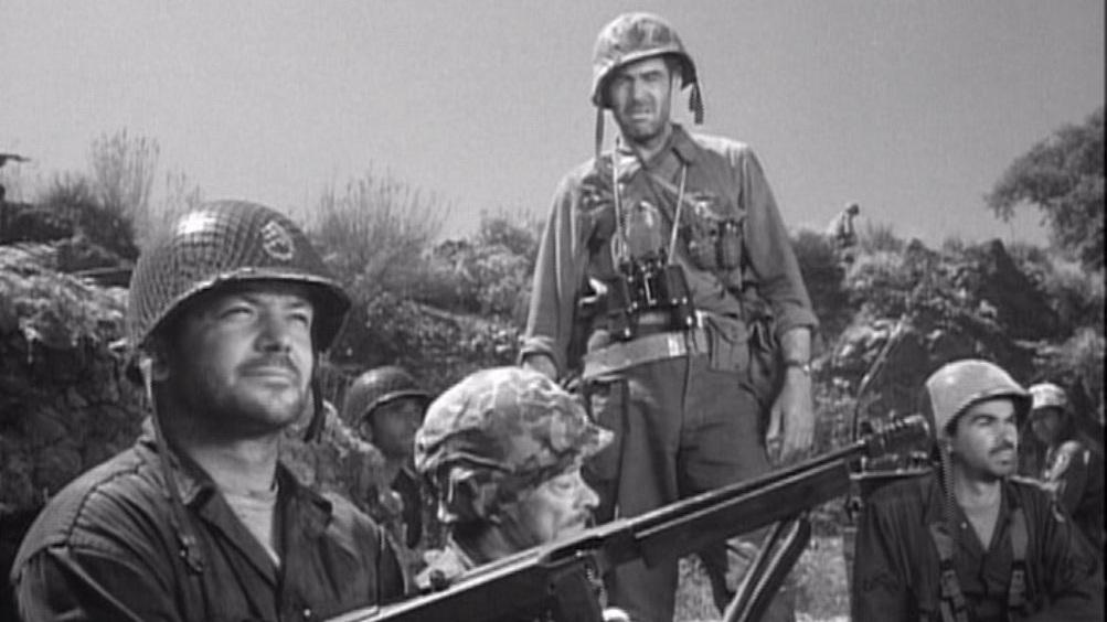 #5) Men in War - (1957 - dir. Anthony Mann)