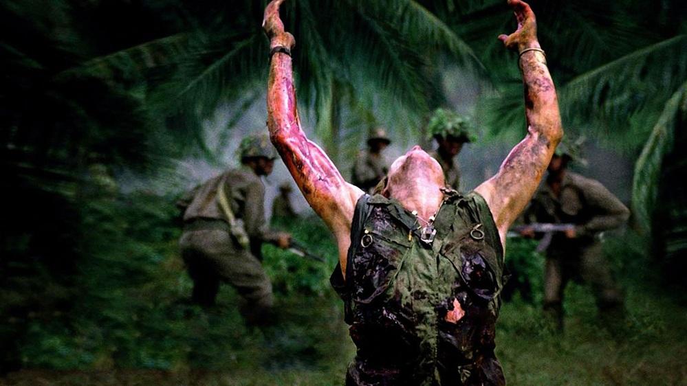#2) Platoon - (1986 - dir. Oliver Stone)