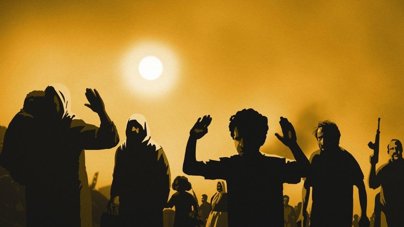 #4) Waltz with Bashir - (2008 - dir. Ari Folman)