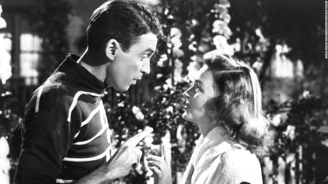 #1) It's a Wonderful Life - (1946 - dir. Frank Capra)