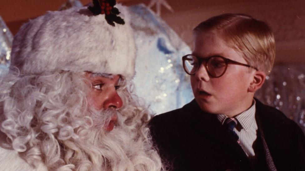 #2) A Christmas Story - (1983 - dir. Bob Clark)