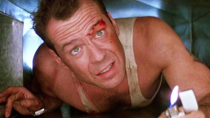 #6) Die Hard - (1988 - dir. John McTiernan)