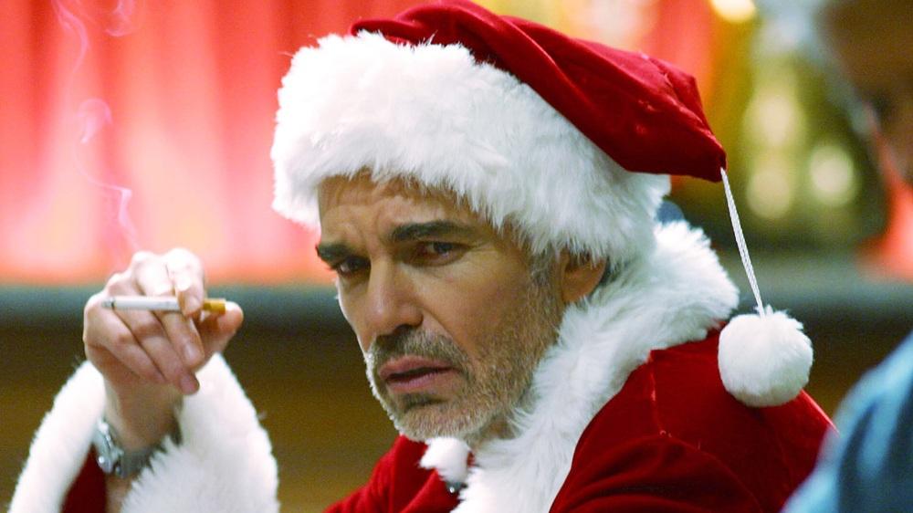 #11) Bad Santa - (2011 - dir. Terry Zwigoff)