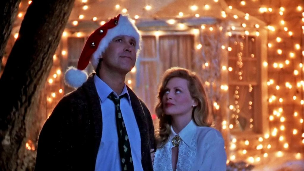 #12) National Lampoon's Christmas Vacation - (1989 - dir. Jeremiah S. Chechik)