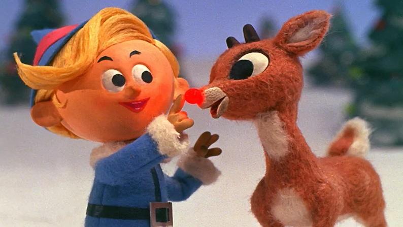 #13) Rudolph the Red-Nosed Reindeer - (1964 - dir. Larry Roemer, Kizo Nagashima)