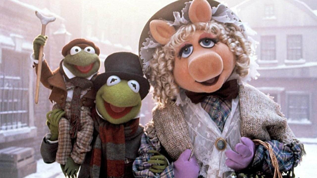 #14) The Muppet Christmas Carol - (1994 - dir. Brian Henson)