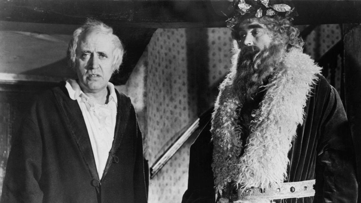 #15) Scrooge - (1951 - dir. Brian Desmond Hurst)