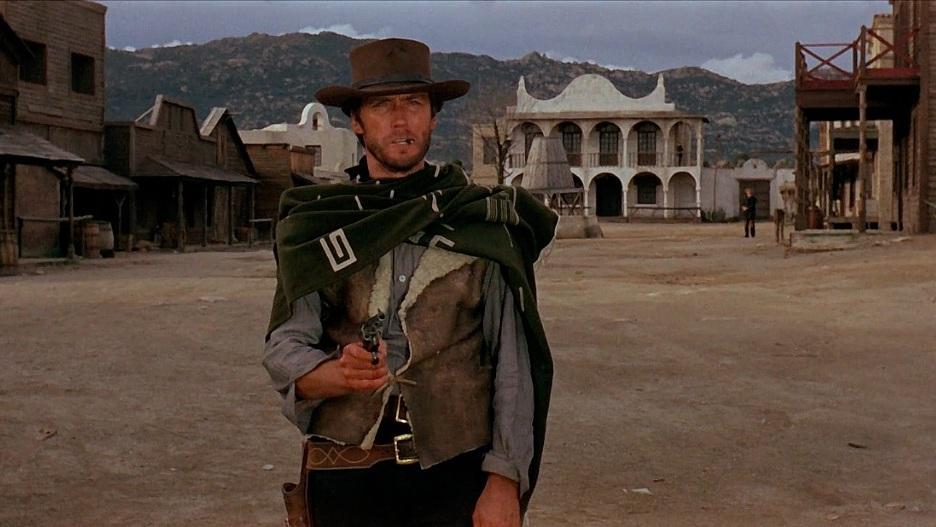 #22) A Fistful of Dollars - (1964 - dir. Sergio Leone)