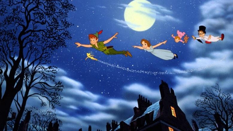 #24) Peter Pan - (1953 - dir. Clyde Geronimi, Wilfred Jackson, Hamilton Luske)