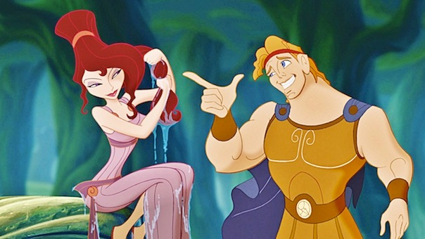 #29) Hercules - (1997 - dir. Ron Clements, John Musker)