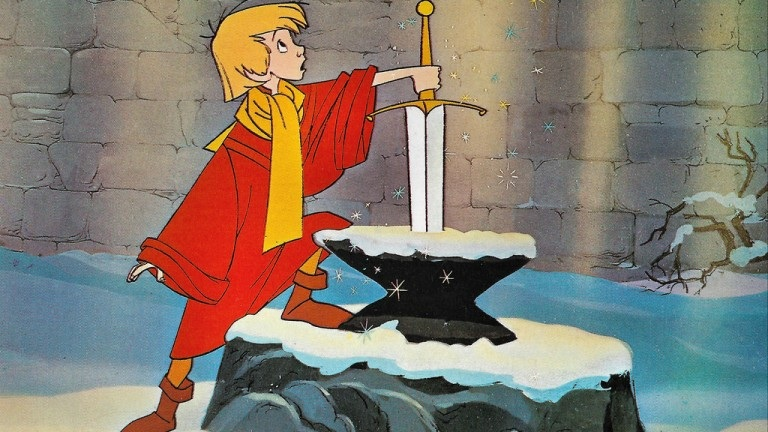 #39) The Sword in the Stone - (1963 - dir. Wolfgang Reitherman)