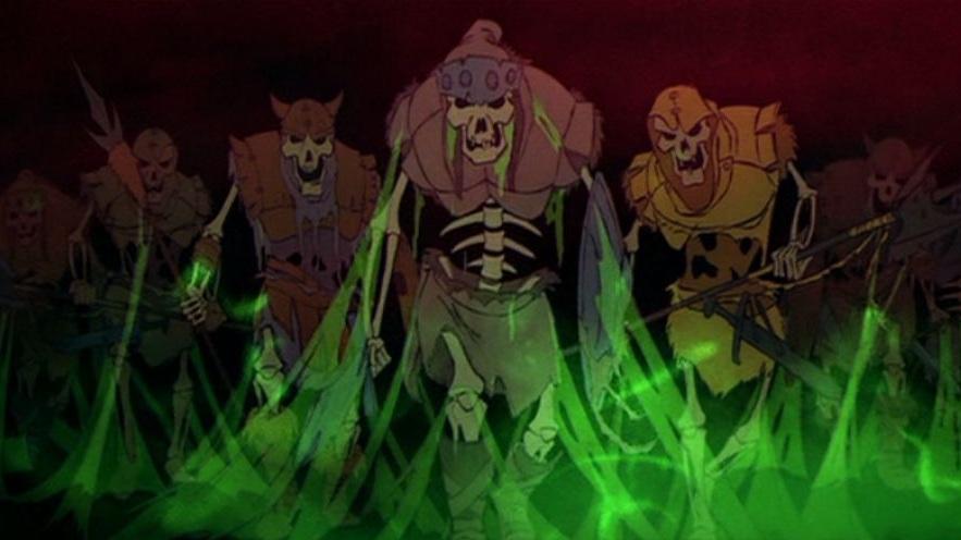 #52) The Black Cauldron - (1985 - dir. Ted Berman, Richard Rich)