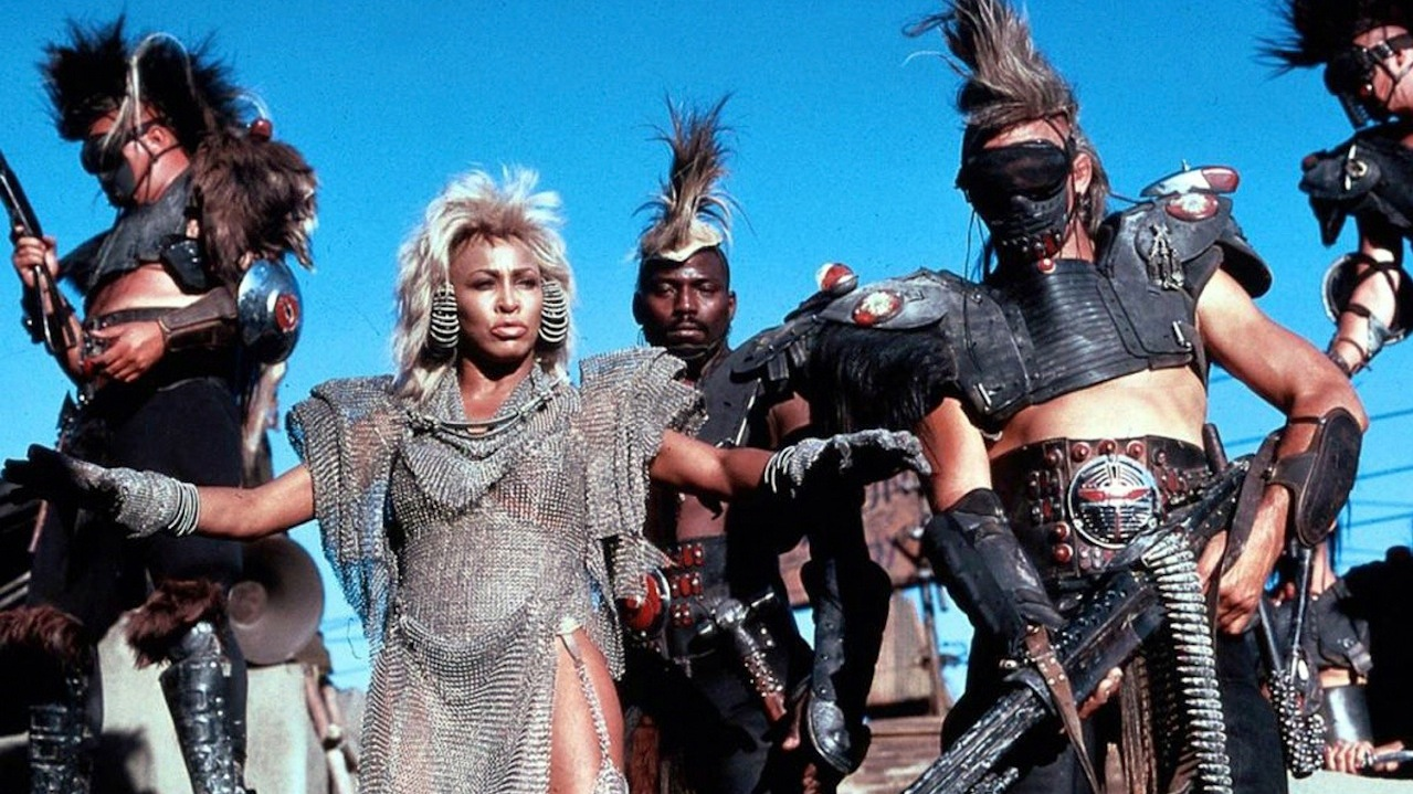 #80) Mad Max Beyond Thunderdome - (1985 - dir. George Miller, George Oglivie)